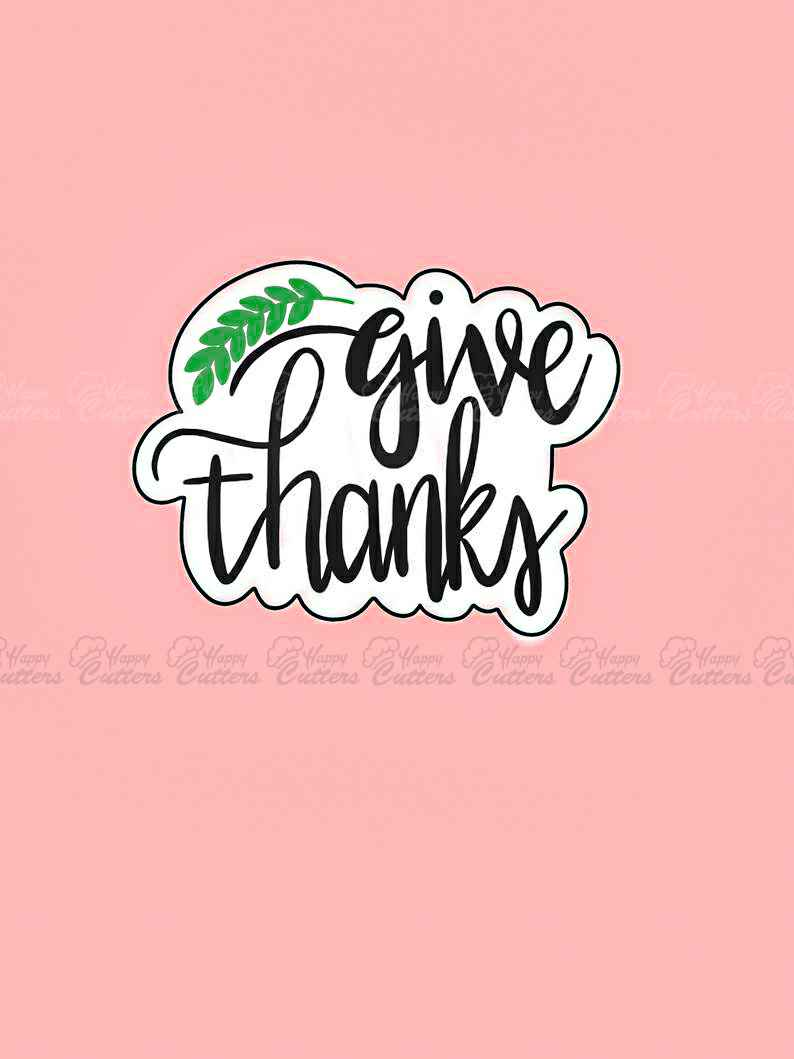 Give Thanks Plaque Cookie Cutter,                       letter cookie cutters, cursive letter cookie stamp, cursive letter fondant cutters, fancy letter cookie cutters, large letter cookie cutters, letter shaped cookie cutters, carousel horse cookie cutter, bicycle cookie cutter, cookie stamp rolling pin, mickey mouse cookie cutter near me, plastic cookie cutters, personalised cookie cutter, air jordan cookie cutter, animal cracker cookie cutters,