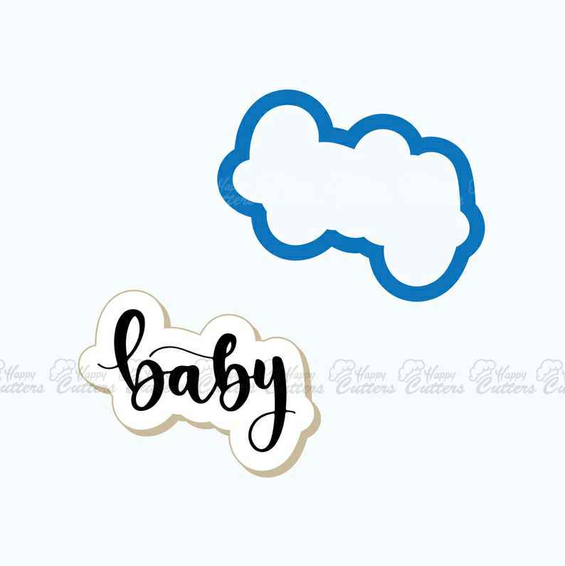 Baby Cookie Cutter | Baby Plaque Cookie Cutter | Baby Shower Cookie Cutter | Plaque Cookie Cutter | Baby word Cookie Cutter | Frosted,                       letter cookie cutters, cursive letter cookie stamp, cursive letter fondant cutters, fancy letter cookie cutters, large letter cookie cutters, letter shaped cookie cutters, biscuit letter stamp, cookie stamps kmart, specialty cookie cutters, clown cookie cutter, monogram cookie cutter, mini halloween cookie cutters, 4 foot gingerbread cookie cutter, 2 inch cookie cutter,