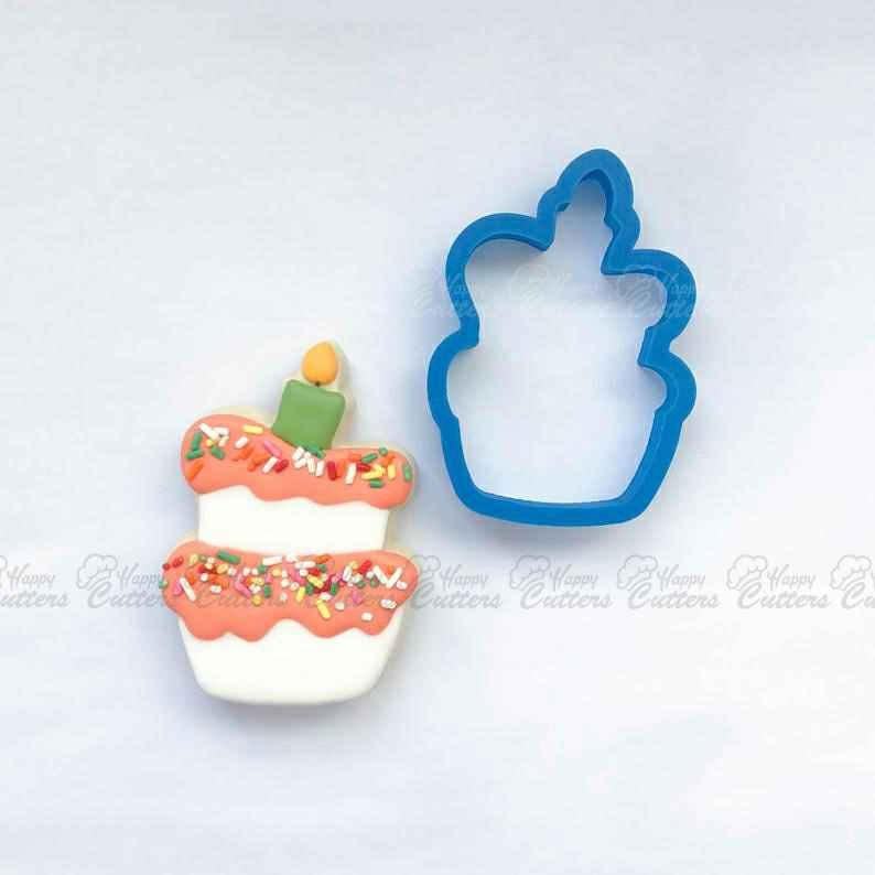 Whimsy Cake Cookie Cutter,                       birthday cookie cutters, happy birthday cookie cutter, birthday cake cookie cutter, happy birthday cookie stamp, baby shower cookie cutters, bridal shower cookie cutters, sweet creations cookie cutters, sweet silhouettes cookie cutters, crescent cookie cutter, christmas cookie cutters target australia, yorkie cookie cutter, vintage santa cookie cutter, cow face cookie cutter, greek cookie cutters,