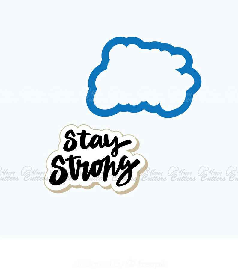 Stay Strong Plaque | Plaque Cookie Cutter | Plaque Cookies | Encouragement Cookies | Frosted,                       letter cookie cutters, cursive letter cookie stamp, cursive letter fondant cutters, fancy letter cookie cutters, large letter cookie cutters, letter shaped cookie cutters, cool cookie cutters, light bulb cookie cutter, donut cookie cutter, gingerbread girl cookie cutter, cookie stick cutter, harry potter cookie cutters australia, christmas cookie cutters walmart, christmas pastry cutters,