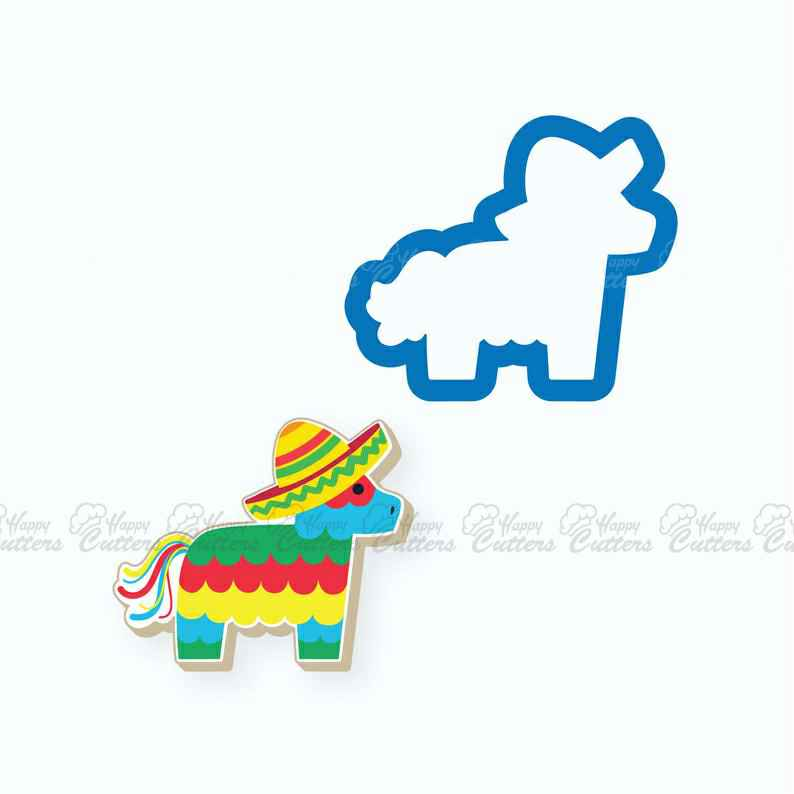 Pinata Cookie Cutter | Cinco De Mayo Cookie Cutter | Fiesta Cookie Cutter | Celebration Cookie Cutter | Sombrero Cookie Cutter | FrostedCo,                       champagne bottle cookie, champagne bottle cookie cutter, wine bottle cookie cutter, beer bottle cookie cutter, cactus cutter, cactus cookie cutter, birthday cake cookie cutter, transport cookie cutters, sunflower cookie cutter michaels, superman cutter, multi square cookie cutter, flower cookie cutters, buck cookie cutter, unusual cookie cutters uk,