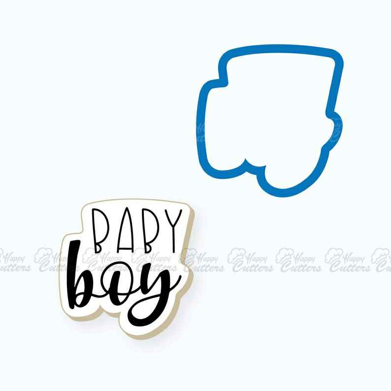 Baby Boy Plaque Cookie Cutter,                       letter cookie cutters, cursive letter cookie stamp, cursive letter fondant cutters, fancy letter cookie cutters, large letter cookie cutters, letter shaped cookie cutters, kidney shaped cookie cutter, southwest cookie cutters, hot dog cookie cutter, small cookie cutters, 2019 cookie cutter, s cookie cutter, beard cookie cutter, superhero cutters,