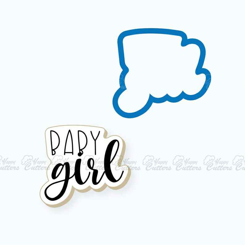 Baby Girl Plaque Cookie Cutter,                       letter cookie cutters, cursive letter cookie stamp, cursive letter fondant cutters, fancy letter cookie cutters, large letter cookie cutters, letter shaped cookie cutters, bottle cookie cutter, cruise ship cookie cutter, letter j cookie cutter, cookie shapes by hand, moose head cookie cutter, frida kahlo cookie cutter, minecraft fondant cutter, cake cutter round,