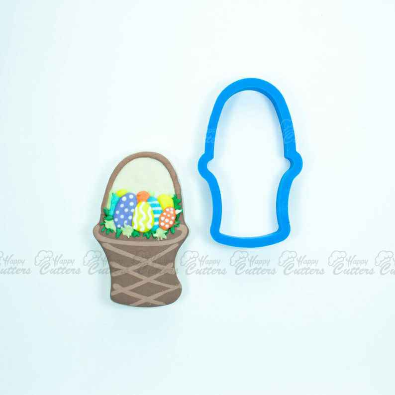 Easter Basket Cookie Cutter | Tall Basket Cookie Cutter | Flower Basket Cookie Cutter | Easter Cookie Cutter | Easter Egg Cutter | FrostedCo,                       easter cookie cutters, easter egg cookie cutter, easter bunny cookie cutter, easter cutters, rabbit cutters, rabbit cookie cutter, baby woodland animal cookie cutters, copper christmas cookie cutters, cutter craft cookie cutters, hobby lobby cookie cutter, house and key cookie cutter, diy mickey mouse cookie cutter, heart shaped cookie cutter dollar store, tiny cookie cutters,