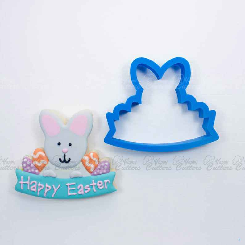 Easter Bunny Plaque Cookie Cutter | Easter Bunny Cookie Cutters | Easter Cookie Cutters | Plaque Cookie Cutters | Mini Cookie Cutters,                       easter cookie cutters, easter egg cookie cutter, easter bunny cookie cutter, easter cutters, rabbit cutters, rabbit cookie cutter, transport cookie cutters, heavy duty cookie cutters, crown cookie cutter, earth cookie cutter, gingerbread man cookie cutter walmart, bobbi's cookie cutters etsy, nativity cookie cutters, geometric shape cookie cutters,