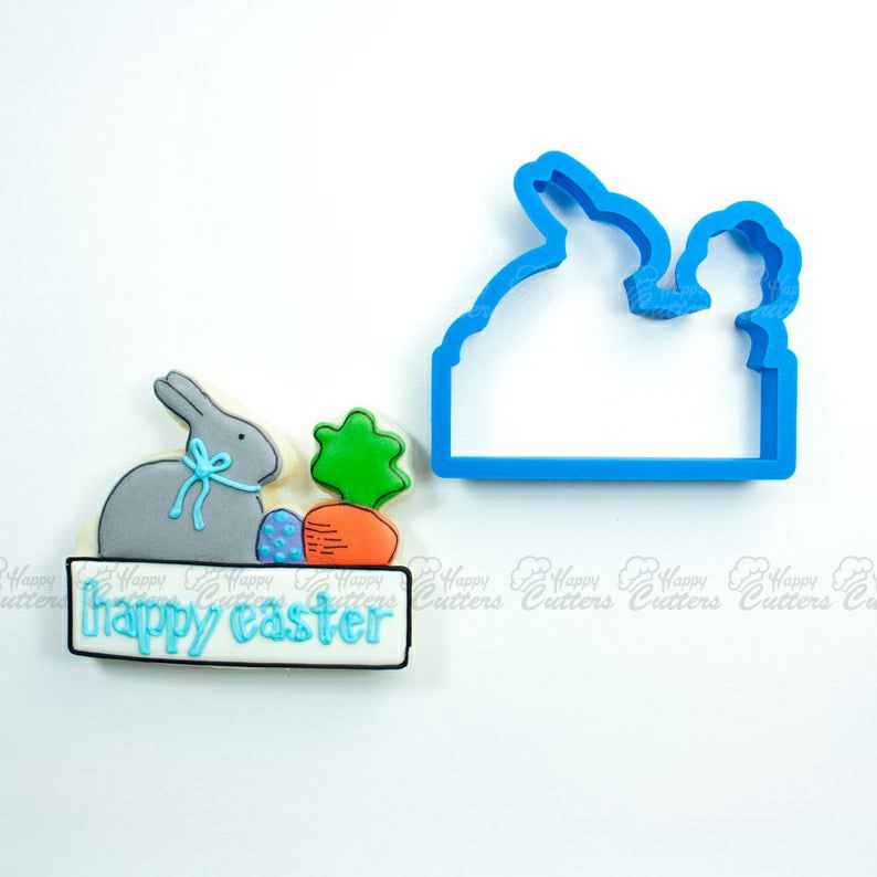 Bunny and Carrot Plaque Cookie Cutter | Easter Bunny Cookie Cutters | Easter Cookie Cutters | Plaque Cookie Cutters | Mini Cookie Cutters,                       easter cookie cutters, easter egg cookie cutter, easter bunny cookie cutter, easter cutters, rabbit cutters, rabbit cookie cutter, wilton cookie tree cutter kit, christmas bauble cookie cutters, hulk cookie cutter, deadpool cookie cutter, peter pan cookie cutter, rattle cookie cutter, plastic biscuit cutters, western cookie cutters,