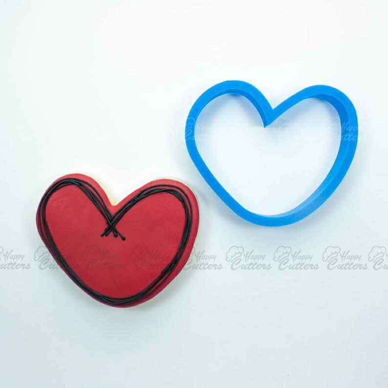 Rounded Heart Cookie Cutter | Heart Shaped Cookie Cutter | Heart Cookie Cutters | Mini Heart Cookie Cutter | Small Heart Cookie Cutter,                       heart cookie cutter, heart shaped cookie cutter, heart cutter, heart shape cutter, mini heart cookie cutter, love heart cookie cutter, weed leaf cookie cutter, jungle animal cookie cutters, fortnite fondant cutter, 8 cookie cutter, sinful cookie cutters, linzer cookie cutter, target halloween cookie cutters, cookie cutters crazy store,