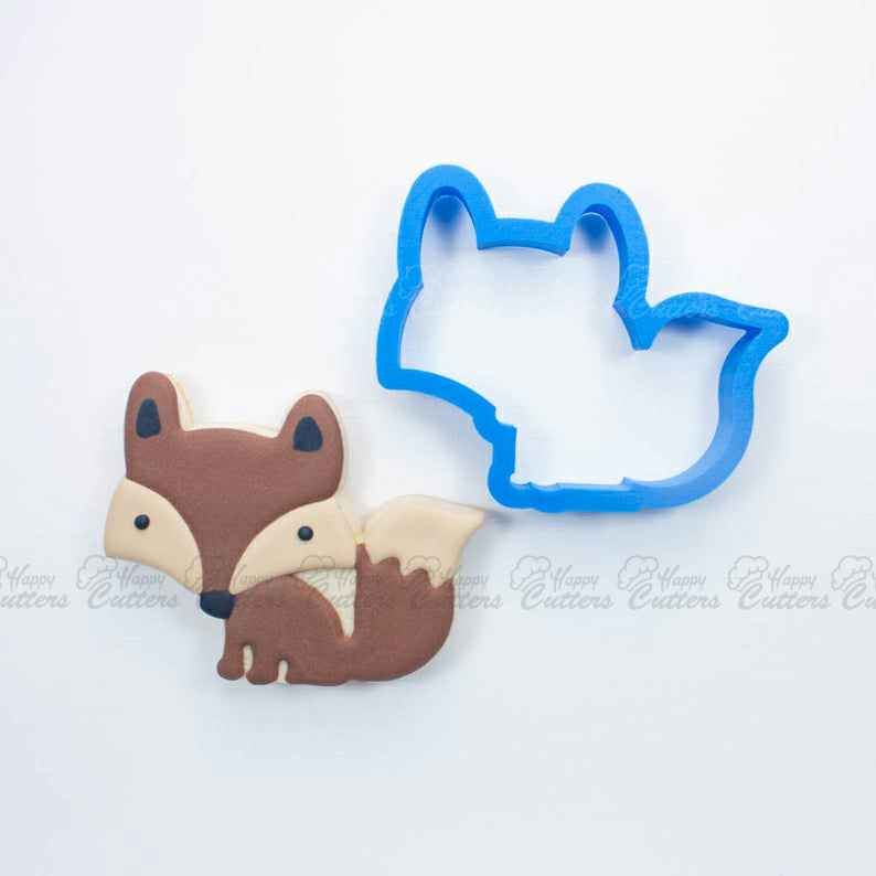 Woodland Animals Set - Fox, Deer, Skunk,and Hedgehog Cookie Cutters,                       fall cookie cutters, mini fall cookie cutters, wilton fall cookie cutters, leaf cookie cutter, maple leaf cookie cutters, leaf fondant cutter, custard cream biscuit cutter, daniel tiger cookie cutter, bee shaped cookie cutter, b cookie cutter, custom made cookie cutters stainless, lv cookie cutter, mini christmas cutters, panda cookie cutter,
