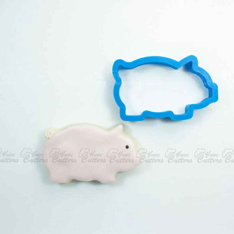 Pig Cookie Cutter | Pig Cookie Cutters | Farm Animal Cookie Cutters | Birthday Cookie Cutters | Animal Cookie Cutters,                       animal cutters, animal cookie cutters, farm animal cookie cutters, woodland animal cookie cutters, elephant cookie cutter, dinosaur cookie cutters, sweet savanna cookie cutters, dog treat cutters, super mario cookie cutter set, dog bone cookie, mrs claus cookie cutter, wrestling singlet cookie cutter, christmas cookie cutter rolling pin, unicorn head cookie cutter,
