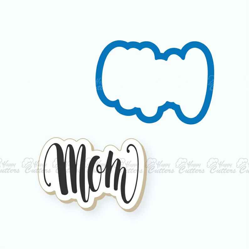 Mom Plaque Cookie Cutter | Mother's Day Cookie Cutter | Plaque Cookies | Mother Cookies | Mom Cookies | Frosted,                       letter cookie cutters, cursive letter cookie stamp, cursive letter fondant cutters, fancy letter cookie cutters, large letter cookie cutters, letter shaped cookie cutters, letter b cookie cutter, lakeland biscuit cutters, baby rattle cookie cutter, santa sleigh cookie cutter, soccer ball cookie cutter, sweet sugarbelle halloween cutters, kohls cookie cutters, cookie cutters sainsburys,
