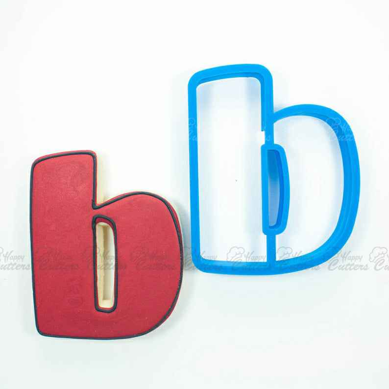 Letter B Cookie Cutter | Alphabet Cookie Cutters | Letter Cookie Cutters | ABC Cookie Cutters | Large Alphabet Cookie Cutters,                       alphabet cookie cutters, alphabet cookie stamps, large alphabet cookie cutters, mini alphabet cookie cutters	, number cookie cutters, number 1 cookie cutter, pomeranian cookie cutter, abc cookie cutters, halloween cookie cutters sainsburys, pencil cookie cutter, gingerbread man cookie cutter walmart, copper cookie cutters, small dog cookie cutters, yng llc cookie cutters,