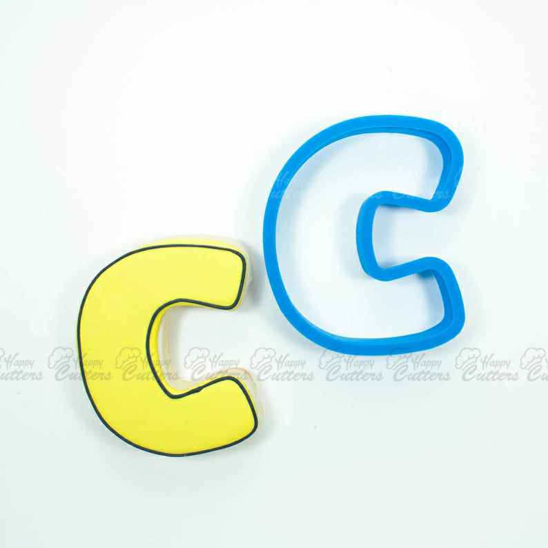 Letter C Cookie Cutter | Alphabet Cookie Cutters | Letter Cookie Cutters | ABC Cookie Cutters | Large Alphabet Cookie Cutters,                       alphabet cookie cutters, alphabet cookie stamps, large alphabet cookie cutters, mini alphabet cookie cutters	, number cookie cutters, number 1 cookie cutter, rabbit biscuit cutter, lakeland dinosaur cookie cutters, cookie tree cutter kit, round fondant cutters, cookie cutter cake, unicorn cookie cutter, tupac cookie cutter, minnie mouse cutter,