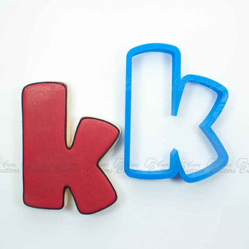 Letter K Cookie Cutter | Alphabet Cookie Cutters | Letter Cookie Cutters | ABC Cookie Cutters | Large Alphabet Cookie Cutters,                       alphabet cookie cutters, alphabet cookie stamps, large alphabet cookie cutters, mini alphabet cookie cutters	, number cookie cutters, number 1 cookie cutter, small letter cookie cutters, paw patrol cookie cutters, chihuahua cookie cutter, reindeer cookie cutters, makeshift cookie cutter, toothbrush cookie cutter, kingdom hearts cookie cutter, koala cookie cutter,