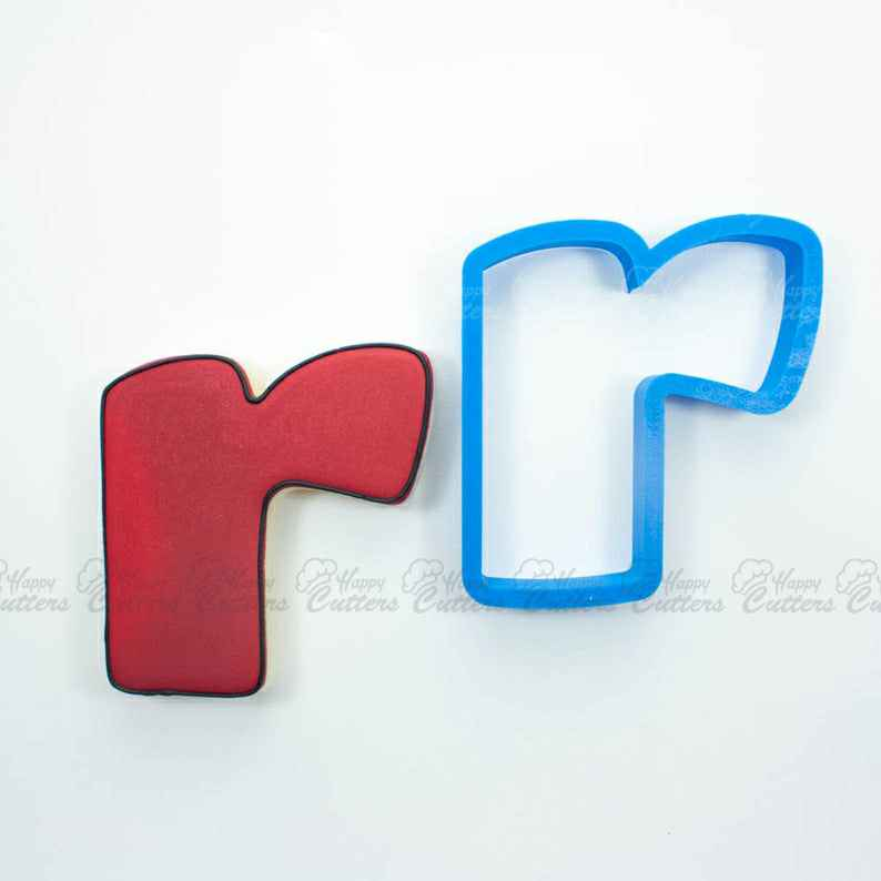 Letter R Cookie Cutter | Alphabet Cookie Cutters | Letter Cookie Cutters | ABC Cookie Cutters | Large Alphabet Cookie Cutters,                       alphabet cookie cutters, alphabet cookie stamps, large alphabet cookie cutters, mini alphabet cookie cutters	, number cookie cutters, number 1 cookie cutter, dragon egg cookie cutter, wilton cookie cutter set, wine cookie cutter, wilton animal pals cookie cutters, toy story fondant cutters, oblong cookie cutter, unicorn face cookie cutter, square fondant cutter,