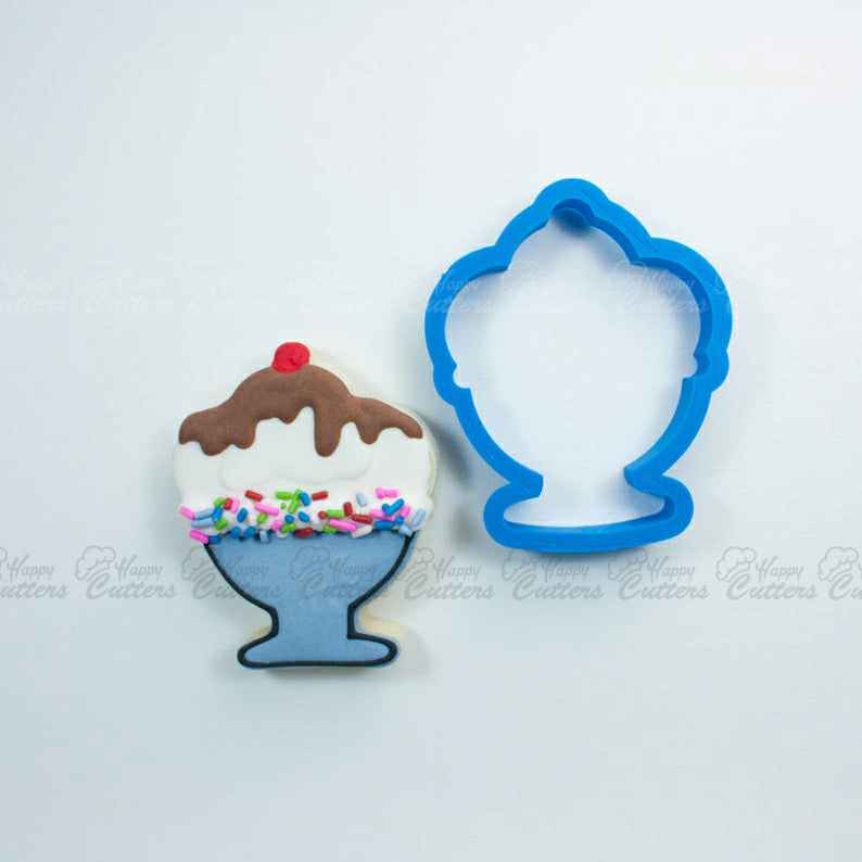 Ice Cream Sundae Cookie Cutter | Ice Cream Cookie Cutter | Sundae Cookie Cutter | Mini Sundae Cookie Cutter | Frosted Cookie Cutters,                       ice cream cookie cutter, ice cream cone cookie cutter, ice cream truck cookie cutter, sweet cutters, food shape cutters, food cookie cutters, balloon cookie cutter, suitcase cookie cutter, coco cookie cutters, onesie cookie cutter, small shape cutters, small cookie cutters for fruit, elf on the shelf cookie cutter, bobbi's cookie cutters etsy,