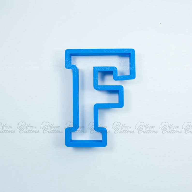 Block Letter F Cookie Cutter | Alphabet Cookie Cutters | Letter Cookie Cutters | ABC Cookie Cutters | Block Letters Alphabet Cookie Cutters,                       alphabet cookie cutters, alphabet cookie stamps, large alphabet cookie cutters, mini alphabet cookie cutters	, number cookie cutters, number 1 cookie cutter, dirt bike cookie cutter, mickey mouse fondant cutter, leaf cookie cutter uk, teddy bear face cookie cutter, cookie cutter store, skull cookie cutter, sweet sugarbelle halloween cookie cutters, unicorn face cookie cutter,