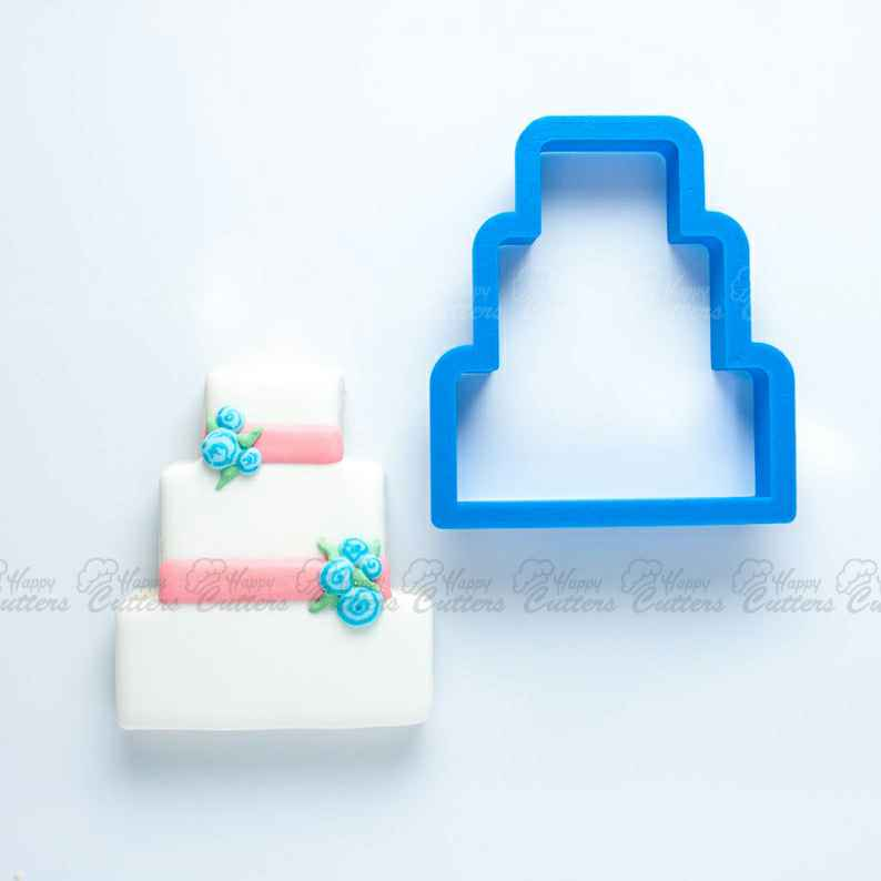 Wedding Cake Cookie Cutter,                       birthday cookie cutters, happy birthday cookie cutter, birthday cake cookie cutter, happy birthday cookie stamp, baby shower cookie cutters, bridal shower cookie cutters, x and o cookie cutters, weed plant cookie cutter, unicorn cookie cutter michaels, gingerbread cutters asda, congrats cookie cutter, kidney cookie cutter, baking shape cutters, sweet sugarbelle bus cutter,