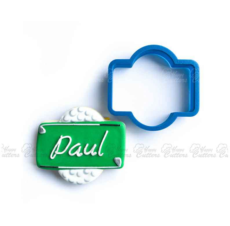 The Paul Plaque Cookie Cutter,                       plaque cookie cutter, plaque cookie, square plaque cookie cutter, cookie plaque, shape cutters, round cookie cutters, christmas cookie cutters amazon, christmas tree cookie cutter set, mini dog bone cookie cutter, deep cookie cutter, diy christmas cookie cutters, round cutter baking, keniao cookie cutters, nordic ware cookie cutters,