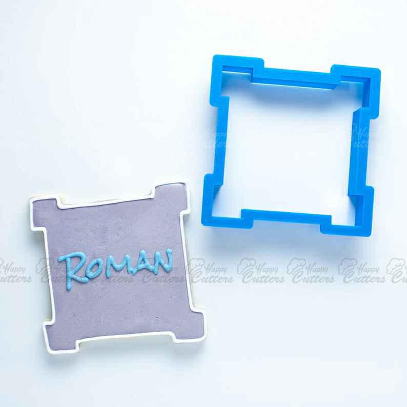 The Roman Plaque Cookie Cutter,                       plaque cookie cutter, plaque cookie, square plaque cookie cutter, cookie plaque, shape cutters, round cookie cutters, dinosaur icing cutters, micro cookie cutters, sandwich cut outs, aluminum cookie cutters, forest animal cookie cutters, duck cookie cutter, cowboy boot cookie, pug cookie cutter,