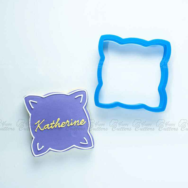 The Katherine Plaque Cookie Cutter,                       plaque cookie cutter, plaque cookie, square plaque cookie cutter, cookie plaque, shape cutters, round cookie cutters, small leaf cookie cutter, pirate ship cookie cutter, honeycomb cookie cutter, woodland animal cookie cutters, spider web cookie cutter, mickey mouse fondant cutter, snowflake biscuit cutter, snow cone cookie cutter,