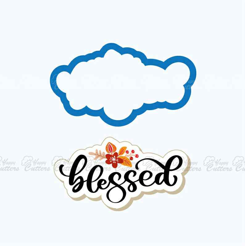 Blessed Plaque Cookie Cutter | Thanksgiving Cookie Cutter | Plaque Cutter |  Thanksgiving Cookies | Thankful Cookies | Frosted,                       letter cookie cutters, cursive letter cookie stamp, cursive letter fondant cutters, fancy letter cookie cutters, large letter cookie cutters, letter shaped cookie cutters, 21 cookie cutter, pug cookie cutter, large sunflower cookie cutter, surfboard cookie cutter, anatomical heart cookie cutter, incredibles cookie cutter, christmas cookie cutters near me, round metal cookie cutters,