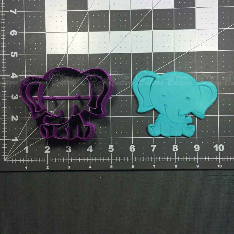 Baby Elephant Cookie Cutter,                       animal cutters, animal cookie cutters, farm animal cookie cutters, woodland animal cookie cutters, elephant cookie cutter, dinosaur cookie cutters, dog bone cookie cutter, dinosaur biscuit cutters, robot cookie cutter, paw cookie cutter, mickey mouse hand cookie cutter, gingerdead man cookie cutter, mini christmas cutters, tupperware cookie cutters,