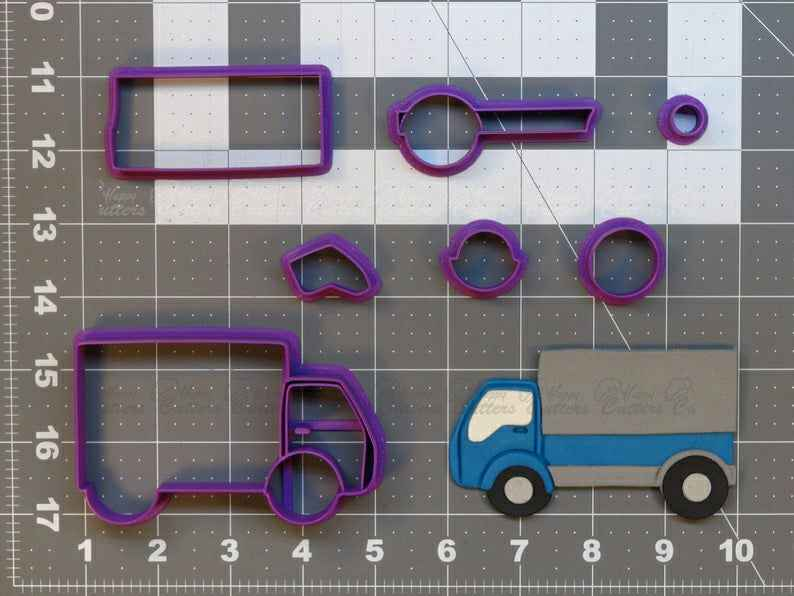 Moving Truck Cookie Cutter Set,                       construction cookie cutters, construction truck cookie cutters, bulldozer cookie cutter, construction vehicle cookie cutters, hammer cookie cutter, tow truck cookie cutter, linzer cookie cutter, sweet sugarbelle shape shifter, banana cookie cutter, religious cookie cutters, leaf cookie cutter, shiba inu cookie cutter, large number cookie cutters, spaceship cookie cutter,
