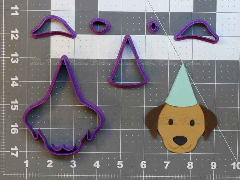 Birthday Dog  Cookie Cutter Set,                       birthday cookie cutters, happy birthday cookie cutter, birthday cake cookie cutter, happy birthday cookie stamp, baby shower cookie cutters, bridal shower cookie cutters, varsity letter cookie cutters, carousel cookie cutter, cowboy boot cookie cutter michaels, amazon cookie cutters, christmas light bulb cookie cutter, strawberry cookie cutter, aluminum cookie cutters, sweet sugarbelle halloween cookie cutters,