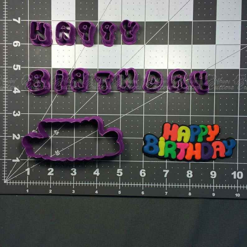 Happy Birthday Jelly Cookie Cutter Set,                       birthday cookie cutters, happy birthday cookie cutter, birthday cake cookie cutter, happy birthday cookie stamp, baby shower cookie cutters, bridal shower cookie cutters, lego cookie cutter, vegetable cookie cutters, baby cookie cutters michaels, gear cookie cutter, lab cookie cutter, rectangle cutter, banner cookie cutter, hulk cookie cutter,