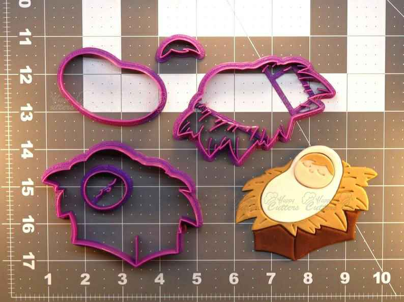 Baby Jesus  Cookie Cutter Set,                       nativity cookie cutters, nativity cookie cutters, nativity scene cookie cutters, jesus cookie cutter, baby jesus cookie cutter, religious cookie cutters, b cookie cutter, jumbo cookie cutters, disney cars cookie cutters, turkey cookie cutter michaels, nerf cookie cutter, meg cookie cutters, buzz lightyear cookie cutter, autumn leaf cutters,