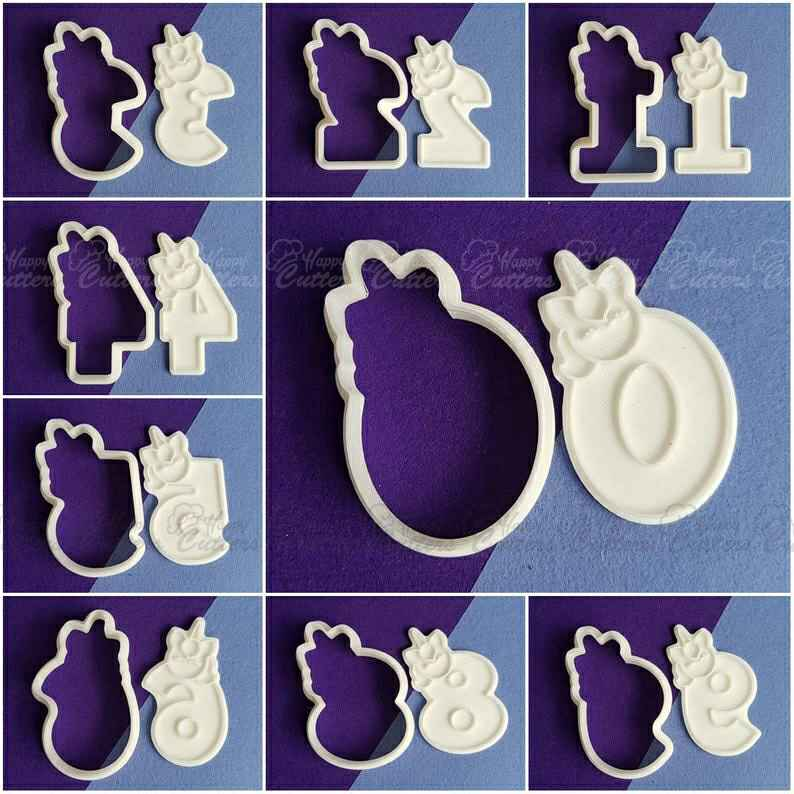 Unicorn Numbers Cookie Cutter and Stamp,                       alphabet cookie cutters, alphabet cookie stamps, large alphabet cookie cutters, mini alphabet cookie cutters	, number cookie cutters, number 1 cookie cutter, rectangle cake cutter, cookie cutter near me, cassette tape cookie cutter, aldi cookie cutters, alphabet cookie cutters big w, voodoo cookie cutter, shakespeare cookie cutter, texas cookie cutter,