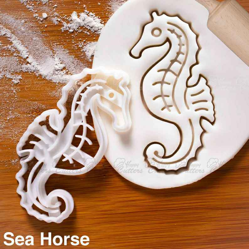 Seahorse cookie cutter | biscuit cutter | seahorses sea horse | one of a kind ooak ,                       animal cutters, animal cookie cutters, farm animal cookie cutters, woodland animal cookie cutters, elephant cookie cutter, dinosaur cookie cutters, splatoon cookie cutter, bowling cookie cutters, multi cookie cutter sheet, ikea cookie cutters, cinderella cookie cutters, uterus cookie cutter, anchor cookie cutter, square cookie cutter,
