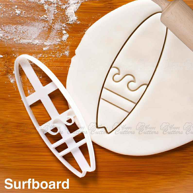 Surfboard cookie cutter | biscuit cutter | surfer design cookies | surfers cutters swell sea waves wave rider surfing craft ooak ,                       beach cookie cutters, beach themed cookie cutters, beach ball cookie cutter, summer cookie cutters, holiday cookie cutters, holiday cookie cutter set, large heart cookie cutter, number cookie cutters, diy heart shaped cookie cutter, large pastry cutters, cookie plunger, rare cookie cutters, cauldron cookie cutter, football cookie cutter michaels,
