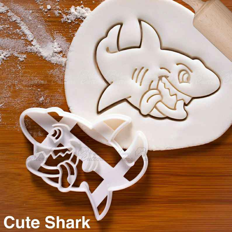 Shark cookie cutter and other marine animals | biscuit cutter | great white cookies cutters | gingerbread craft ooak fierce megalodon,                       animal cutters, animal cookie cutters, farm animal cookie cutters, woodland animal cookie cutters, elephant cookie cutter, dinosaur cookie cutters, small heart cutter, mustang cookie cutter, nesting cookie cutters, volleyball cookie cutter, snowflake cookie cutter set, mickey mouse cookie cutter michaels, zelda cookie cutter, mickey mouse hand cookie cutter,