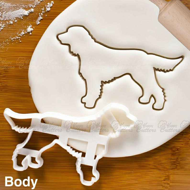 Working Cocker Spaniel Silhouette cookie cutter - Bake cute dog treats for doggy party,                       animal cutters, animal cookie cutters, farm animal cookie cutters, woodland animal cookie cutters, elephant cookie cutter, dinosaur cookie cutters, christmas cookie cutters dollar tree, sweet sugarbelle halloween cutters, gingerbread house cookie cutter set, dove cookie cutter, teddy bear biscuit cutter, a cookie cutter, hand shaped cookie cutter, tooth shaped cookie cutter,