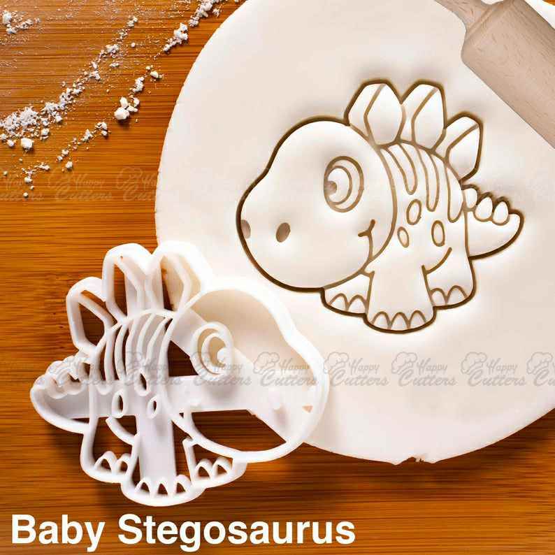 Baby Stegosaurus cookie cutter and other dinosaurs | biscuit cutter | extinct dinosaur | Stego Stegosauria science children ,                       animal cutters, animal cookie cutters, farm animal cookie cutters, woodland animal cookie cutters, elephant cookie cutter, dinosaur cookie cutters, cookie cutter people, cutter craft cookie cutters, aeroplane cookie cutter, under the sea cookie cutters, gingerbread cutter, graduation cut out cookies, boat cookie cutter, truck with tree cookie cutter,
