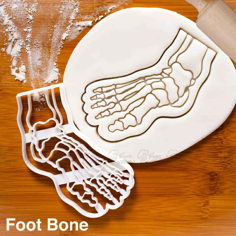 Anatomical Human Foot cookie cutter | biscuit cutters Gifts medical students podiatry body feet bone xray bones skeleton Podiatrist anatomy,                       skeleton cookie cutter, gingerdead men, gingerdead man cookie cutter, skull cookie cutter, sugar skeleton cookie cutter, skeleton cookie cutters, alphabet cookie cutters kmart, dog bone cookie, gingerbread cookie molds, small circle cookie cutter, diy heart shaped cookie cutter, seasonal cookie cutters, canadian cookie cutters, purse cookie cutter,