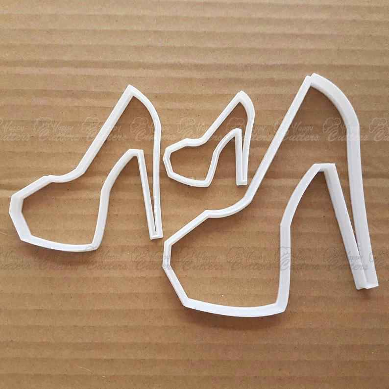 Shoe High Heel Stiletto Shape Cookie Cutter Dough Biscuit Platform Fondant Sharp Stencil Platform Heels,                       dress cookie cutter, high heel cookie cutter, high heel shoe cookie cutter, perfume bottle cookie cutter, ballet cookie cutter, corset cookie cutter, biscuit cutters asda, mini animal cookie cutters, anatomy cookie cutters, beach cookie cutters, dog cookie cutters walmart, peter rabbit cookie kit, dove cookie cutter, beer cookie cutter,