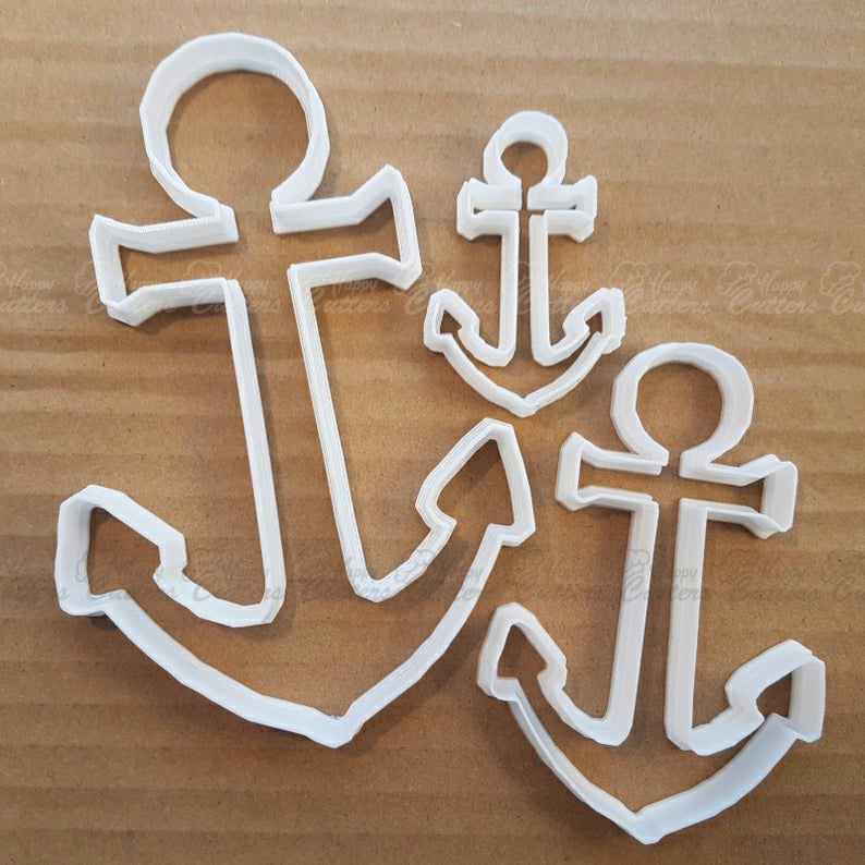 Anchor Marine Ship Sail Shape Cookie Cutter Dough Biscuit Pastry Fondant Sharp Stencil Beach Seaside Sea Side Ocean,                       ocean cookie cutters, ocean themed cookie cutters, mermaid cookie cutter, mermaid tail cookie cutter, little mermaid cookie cutters, mermaid cutter, heart cookie cutters bulk, valentine's day cookie cutters, feet cookie cutter, mario bros cookie cutters, canadian tire cookie cutters, girl cookie cutter, letter cookie cutters, kohls cookie cutters,