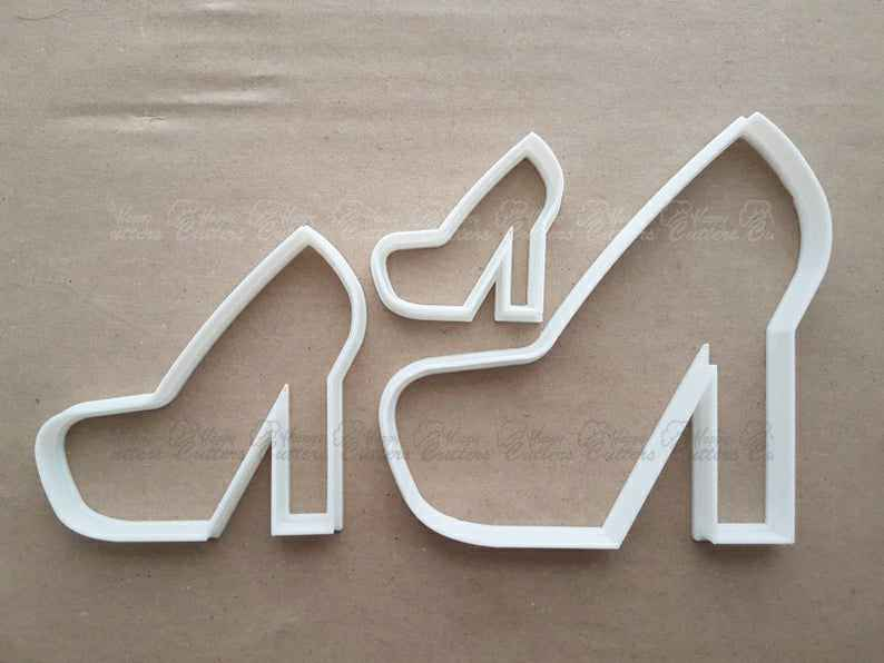 Shoe Boot Platform Heel Shape Cookie Cutter Dough Biscuit Pastry Fondant Sharp Stencil Stiletto High Heels Hen Night Bachelorette Party,                       dress cookie cutter, high heel cookie cutter, high heel shoe cookie cutter, perfume bottle cookie cutter, ballet cookie cutter, corset cookie cutter, easter cutters, personalised cookie stamp, weed shaped cookie cutter, bakerlogy etsy, mickey mouse gingerbread cookie cutter, spaceship cookie cutter, mini gingerbread man cookie cutter, portrait cookie cutters,