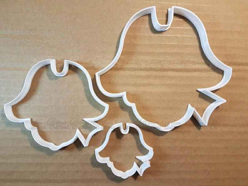 Pirate Captain Sea Shape Cookie Cutter Dough Biscuit Pastry Fondant Sharp Stencil Sea Beach Ocean Sea Side Seaside Ship,                       pirate cookie cutter, knight cookie cutter, pirate ship cookie cutter, castle cookie cutter, crown cookie cutter, axe cookie cutter, fox head cookie cutter, making your own cookie cutters, cheap cookie cutters canada, dollar general cookie cutters, cookie cutter fortnite, gingerbread man cookie cutter walmart, voodoo cookie cutter, 3d cookie cutters,