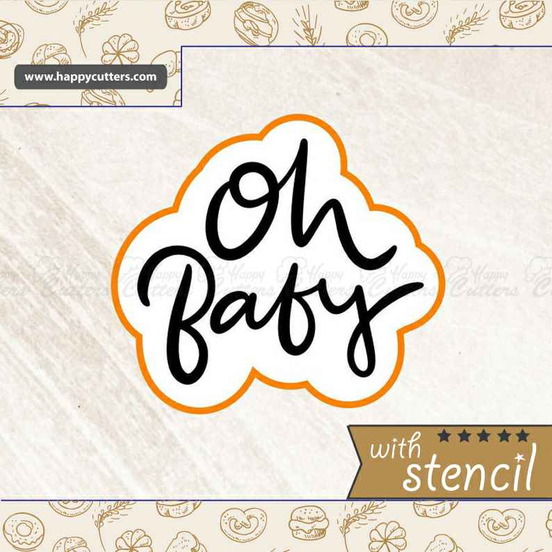 Oh Baby 2,                       letter cookie cutters, cursive letter cookie stamp, cursive letter fondant cutters, fancy letter cookie cutters, large letter cookie cutters, letter shaped cookie cutters, mountain cookie cutter, disney cookie cutters michaels, air force cookie cutter, lego cookie cutter, carousel horse cookie cutter, cookie stamp rolling pin, extra large gingerbread man cookie cutter, antler cookie cutter,