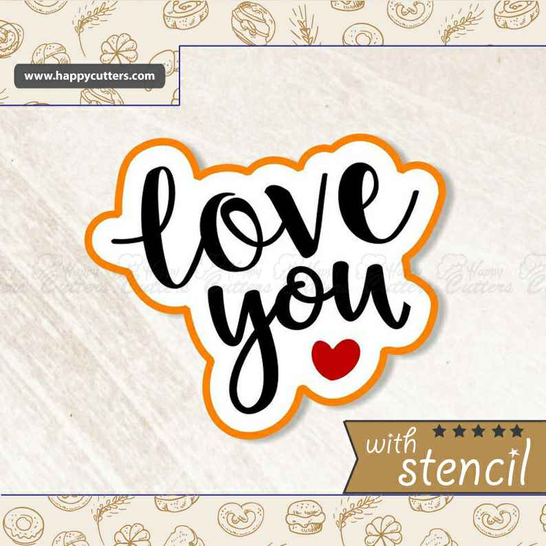 Love You 1 Cookie Cutter,                       letter cookie cutters, cursive letter cookie stamp, cursive letter fondant cutters, fancy letter cookie cutters, large letter cookie cutters, letter shaped cookie cutters, unicorn biscuit cutter, fondant cookie cutters, graduation cookie cutters michaels, pacifier cookie cutter, vintage truck cookie cutter, diwali cookie cutter, shortbread cookie stamp, gem cookie cutter,