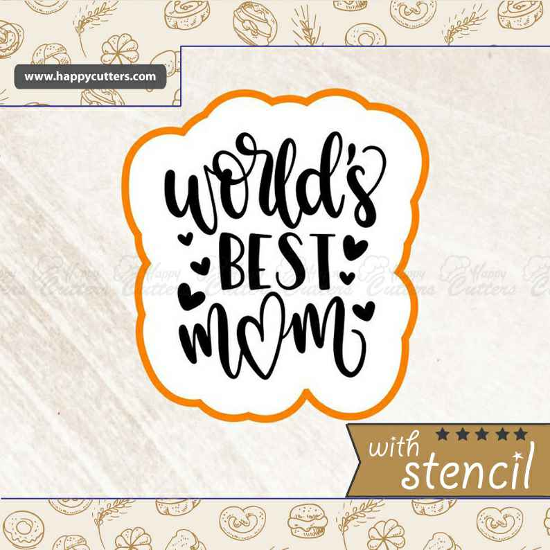 Worlds Best Mom Cookie Cutter,                       letter cookie cutters, cursive letter cookie stamp, cursive letter fondant cutters, fancy letter cookie cutters, large letter cookie cutters, letter shaped cookie cutters, automatic cookie cutter, snail cookie cutter, sea life cookie cutters, feather cookie cutter, curly letter cookie cutters, minnie mouse cake cutter, monkey face cookie cutter, cookie plaque,