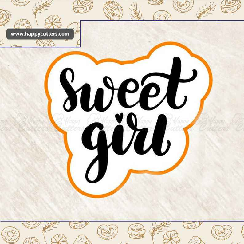 Sweet Girl,                       letter cookie cutters, cursive letter cookie stamp, cursive letter fondant cutters, fancy letter cookie cutters, large letter cookie cutters, letter shaped cookie cutters, animal fondant cutters, family dollar cookie cutters, marvel cutters, man cookie cutter, heart biscuit cutter, bass cookie cutter, beach cookie cutters, subaru cookie cutter,
