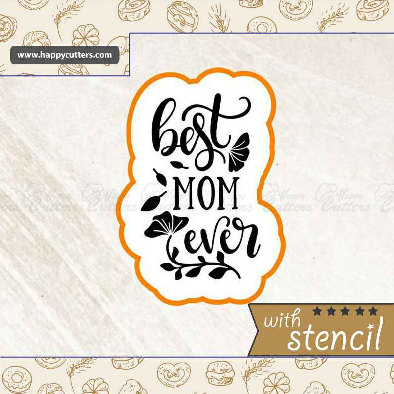 Best Mom Ever Cookie Cutter,                       letter cookie cutters, cursive letter cookie stamp, cursive letter fondant cutters, fancy letter cookie cutters, large letter cookie cutters, letter shaped cookie cutters, cookie cutter shop near me, baby shower cookie cutters, watermelon cookie cutter, real estate cookie cutters, medical cookie cutters, baby cookie cutter set, mini elephant cookie cutter, castle cookie cutter,