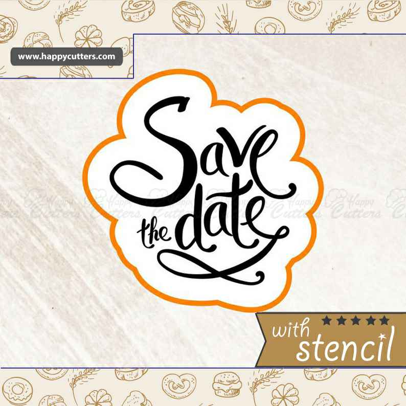 Save the Date 2 Cookie Cutter,                       letter cookie cutters, cursive letter cookie stamp, cursive letter fondant cutters, fancy letter cookie cutters, large letter cookie cutters, letter shaped cookie cutters, pomeranian cookie cutter, harry potter fondant cutters, gingerbread house cookie cutter set, letter cookie cutters, penguin cookie cutter, disney fondant cutters, ninjabread cookie cutters, fattigmann cutter,