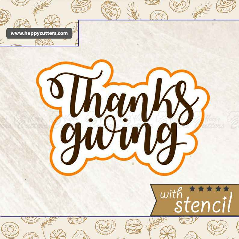 Thanksgiving,                       letter cookie cutters, cursive letter cookie stamp, cursive letter fondant cutters, fancy letter cookie cutters, large letter cookie cutters, letter shaped cookie cutters, onesie cookie cutter, wilton comfort grip christmas cookie cutters, large christmas cookie cutters, dinosaur fossil cookie cutters, small star cutter, puzzle cookie cutter, k cookie cutter, gingerbread cookie cutters walmart,