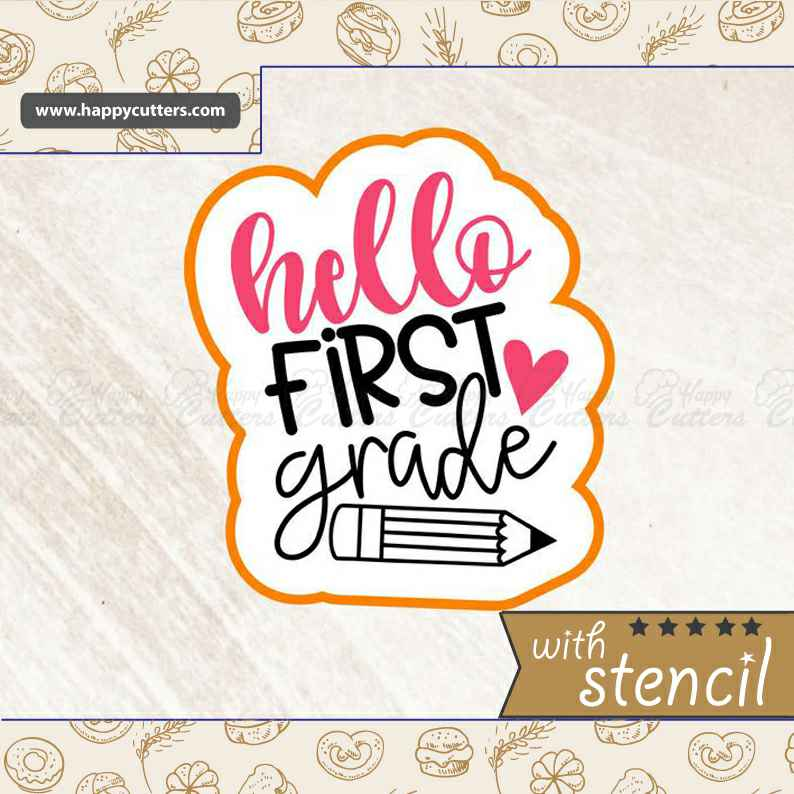 Hello Grade Level,                       letter cookie cutters, cursive letter cookie stamp, cursive letter fondant cutters, fancy letter cookie cutters, large letter cookie cutters, letter shaped cookie cutters, rare cookie cutters, sea cookie cutters, christmas bulb cookie cutter, 5 inch cookie cutter, dancer cookie cutter, sweet sugarbelle mini cookie cutters, bunny cutter, hello kitty cutter,
