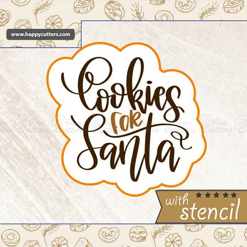 Cookies for Santa,                       letter cookie cutters, cursive letter cookie stamp, cursive letter fondant cutters, fancy letter cookie cutters, large letter cookie cutters, letter shaped cookie cutters, running shoe cookie cutter, alphabet cookie cutters big w, jojo siwa cookie cutter, pampered chef rolling cookie cutter, american cookie cutter, lipstick cookie cutter, llama cutter, xmas cutters,